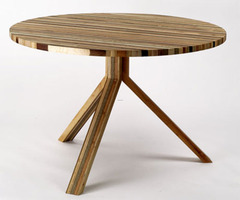 Furniture: Round Table Furniture Designs.