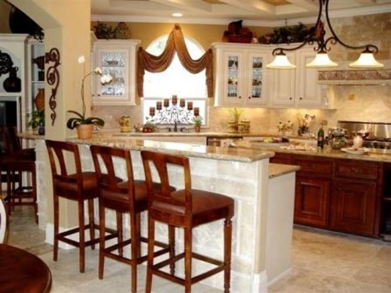 Kitchen Bar Design, Breakfast Bar For Functional Kitchen