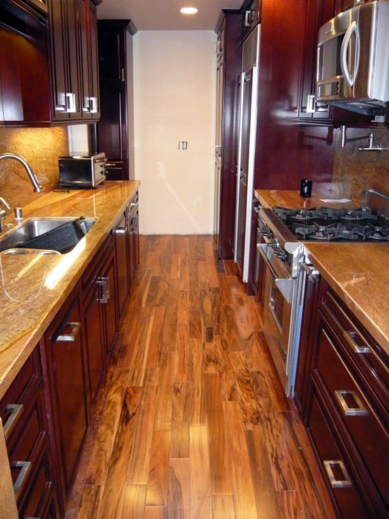 Small Galley Kitchen Designs, Basic Kitchen Layout, The Galley Kitchen