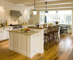 Kitchen Island Bar Design