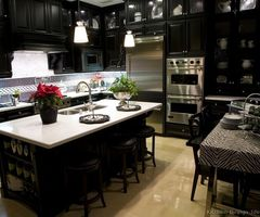Best Of Kitchen Ideas With Black Cabinets Decoration