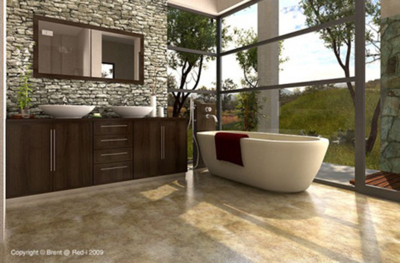 Tiny Modern Bathroom, Glamour Luxury Designer Bathroom Collection Ideas With Interior And Furniture