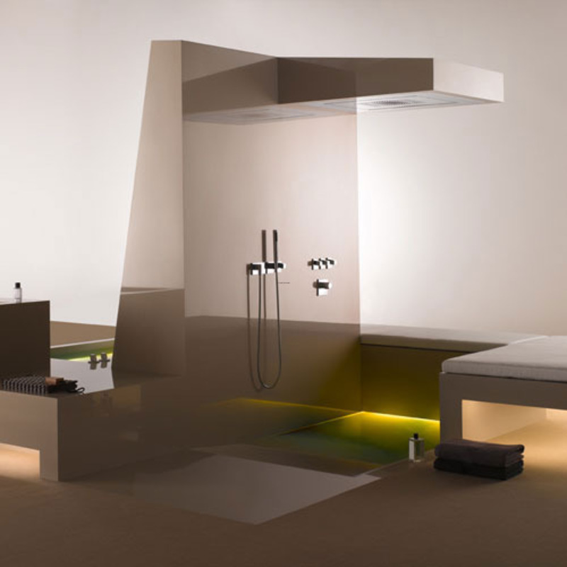 Tiny Modern Bathroom, Minimalist Modern Bathroom Design
