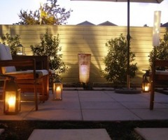 Patio Lighting Fixtures