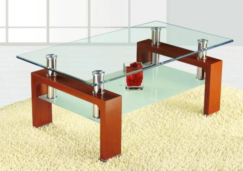 Modern Glass Table, Awesome Glass Coffee Table For Your Living Room Furniture
