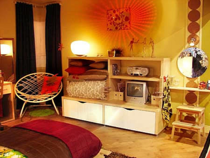 Ikea Teen Room, Teenage Bedroom Decorating Ideas By Ikea 2012 : Decorating Design Ideas