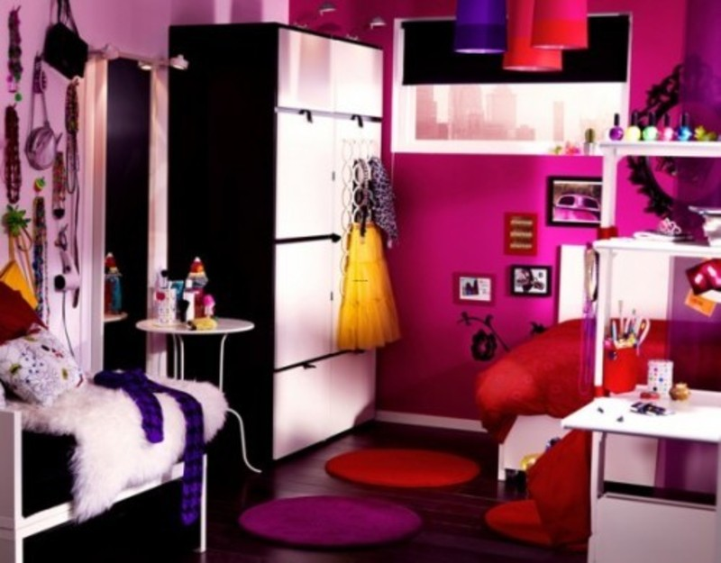 Ikea Teen Room, New Ikea 2011 Interior Style Suggestions