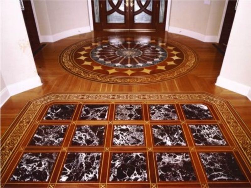 Flooring Design Ideas, Wooden Floor Design Ideas