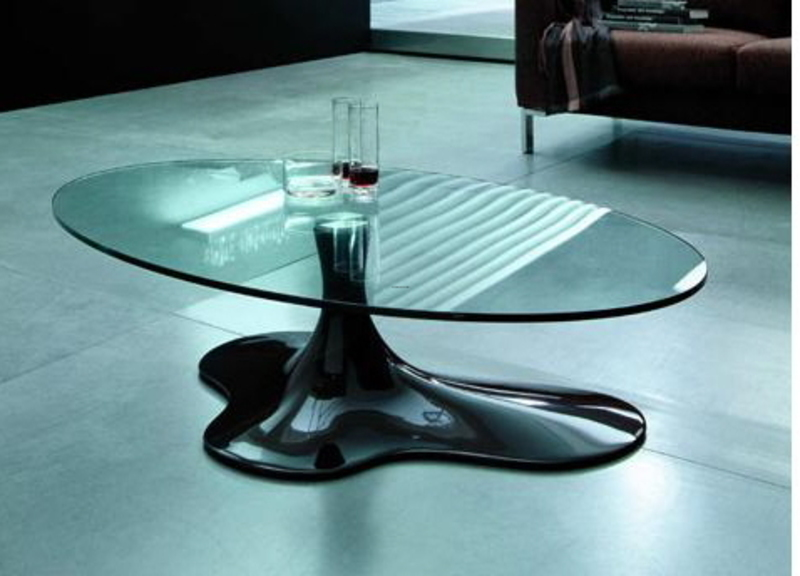 Modern Glass Table, Glass Coffee Table Patterns
