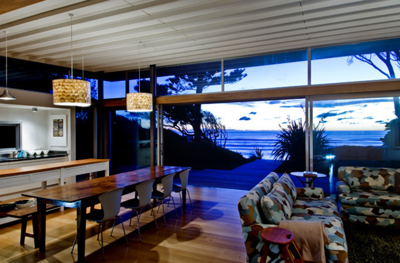 Beach Design Ideas, Stunning Views Modern Beach House Design Ideas