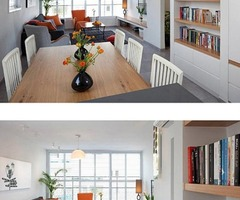 Light And Airy Apartment Interior Design  (3)