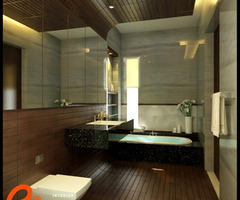 Master Bathroom Design By Cuanz – 16 Luxury Spa Bathroom Design Ideas For Insipiration – Rexo Home.Com