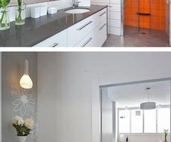 Light And Airy Apartment Interior Design  (4)