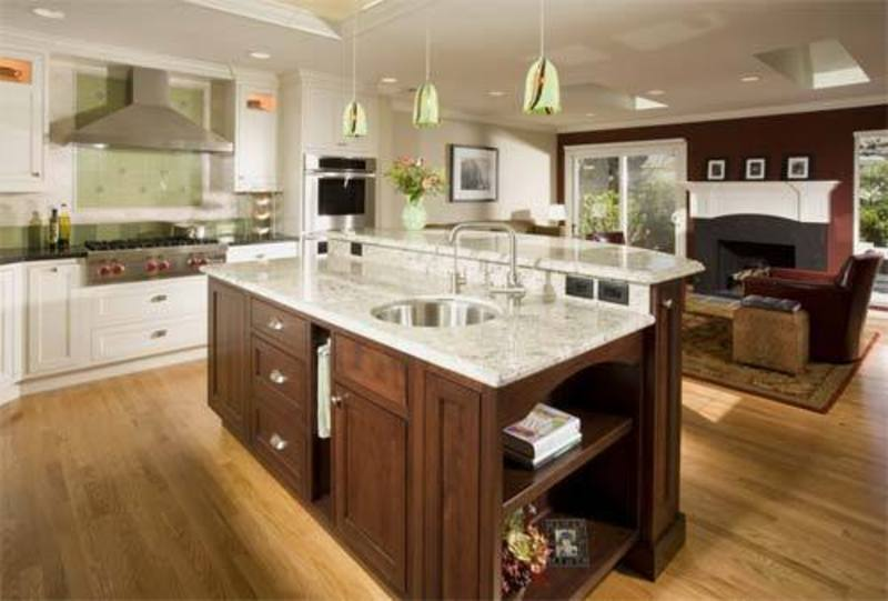 Furniture kitchen island afreakatheart Kitchen island plans