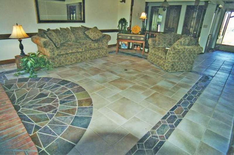 Flooring Design Ideas, Howto Tile A Floors