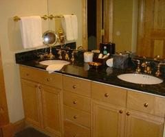Amazing Double Sink Bathroom Vanities Design Ideas : Double Bathroom Vanities.