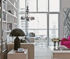 Bright And Airy Apartment Designs / Piippa.Com