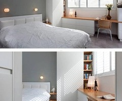 Light And Airy Apartment Interior Design  (5)