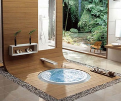 Bathroom Tub Spa Design