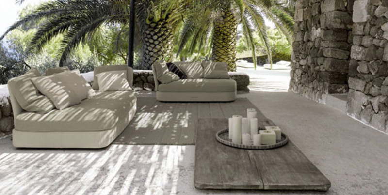 Patio Design Pictures, Outdoor Patio Design Ideas From Paola Lenti