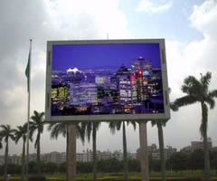 Full Color Outdoor Led Screen Display