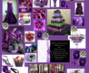 Purple Weddings Decorations Ideas Pictures
