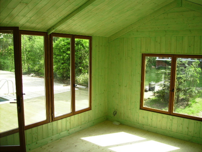 Summer House Interiors, Garden Office, Log Cabin, Chalet, Summerhouse, Put
