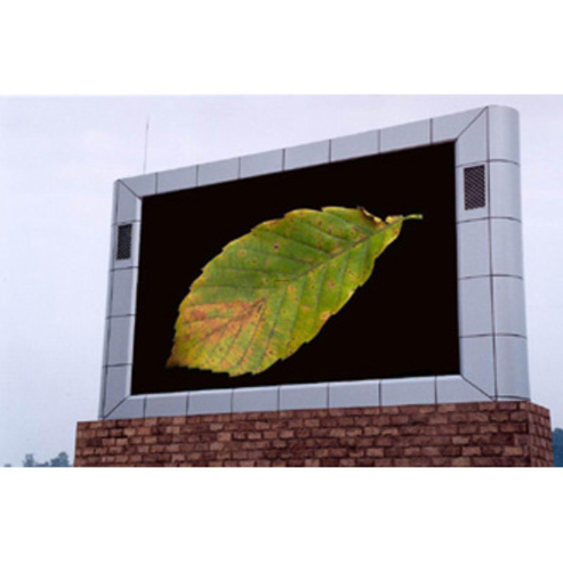 Outdoor dual color led display screen china outdoor dual for Exterior led screen