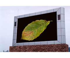Outdoor Dual Color Led Display Screen, China, Outdoor Dual Color Led Display Screen Manufacturer, Hx
