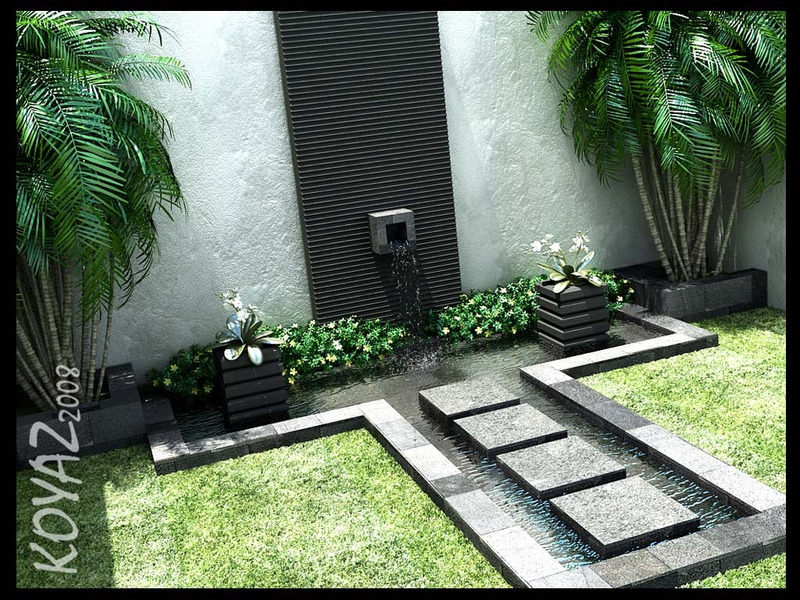 Decorative outdoor lighting ideas indoor garden design - How to design outdoor lighting plan ...