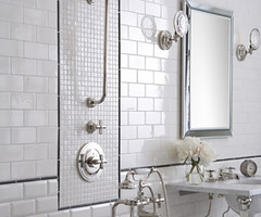 Beautiful Tile For Traditional Bathroom Tiles
