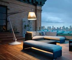 Modern Outdoor Wicker Lighting By Dedon