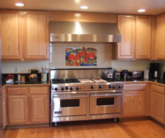 Examples Of Kitchen Backsplashes, Kitchen Tile Murals, Bathroom Tile Murals