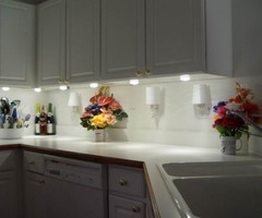 The Perfect Kitchen Lighting Solution With Under Cabinet Lighting Led