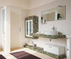 10 Best Choices For Bathroom Wall Tiles Ideas «  Great Home Interior
