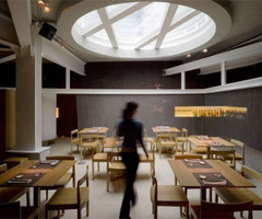 Gosho Restaurant Modern Japanese Restaurant By A Nc Arquitectos