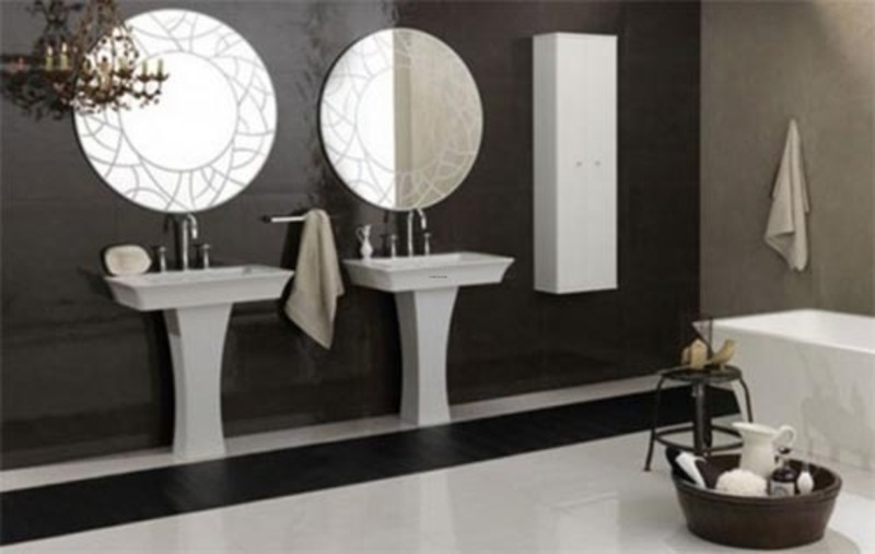 Elegance Design Bathroom, Interior Design Idea Bathroom Elegance