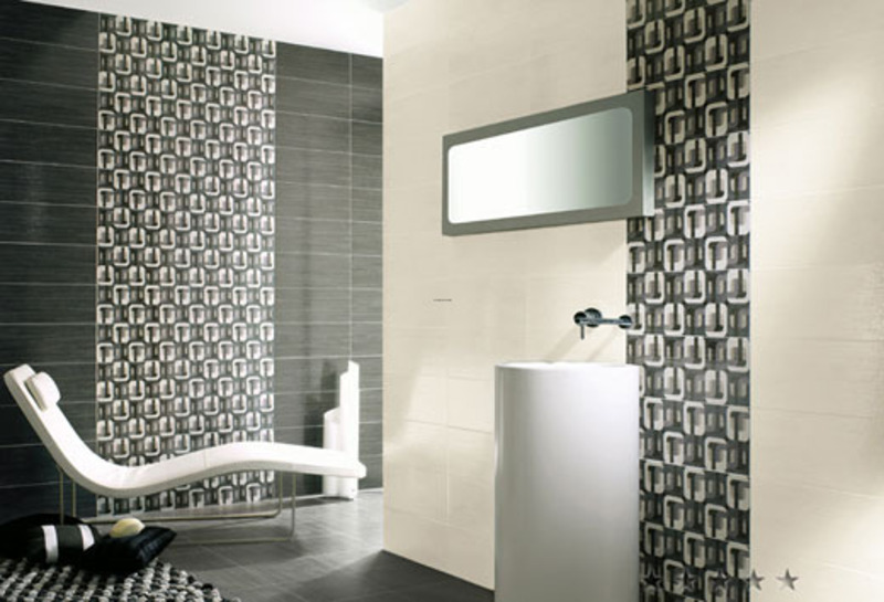 Modern Bathroom Tiles, Bathroom Tiles Idea From Naxos/