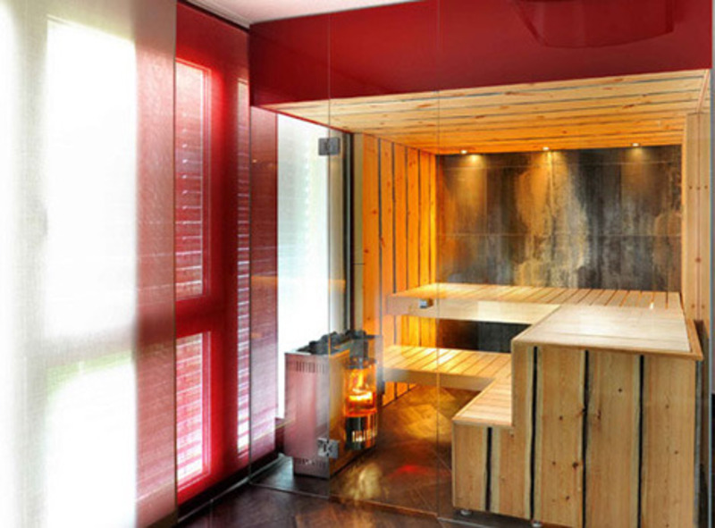 Wooden Minimalist Sauna Room Design Ideas Design Bookmark
