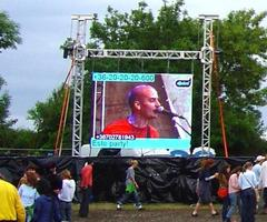 P16 Outdoor Full Color Led Display (Dl