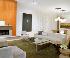 Modern Interior Design – Living Room Sofas Tribeca Loft