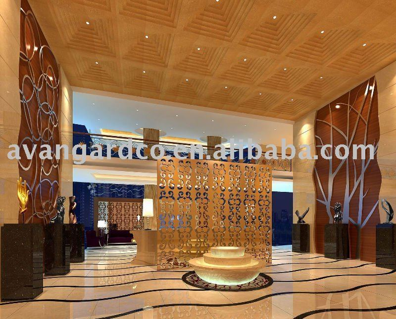Hotel Interior Design, Hotel Lobby Design,3 D Interior Design And Cooperation On Projects