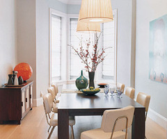 Modern Dining Room Lighting: Ideas Of Lighting For Dining Area