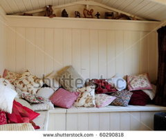 Summerhouse Interior Stock Photo 60290818 : Shutterstock