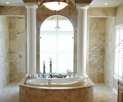 10 Designer Bathrooms Fit For Royalty : Home Improvement : Diy Network