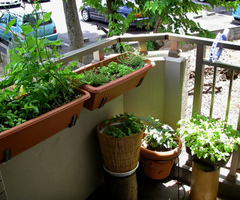 Balcony Ideas For Small Apartment Balcony Ideas Garden – Homes Aura.Com