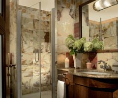 Comfort And Elegance In Bathroom
