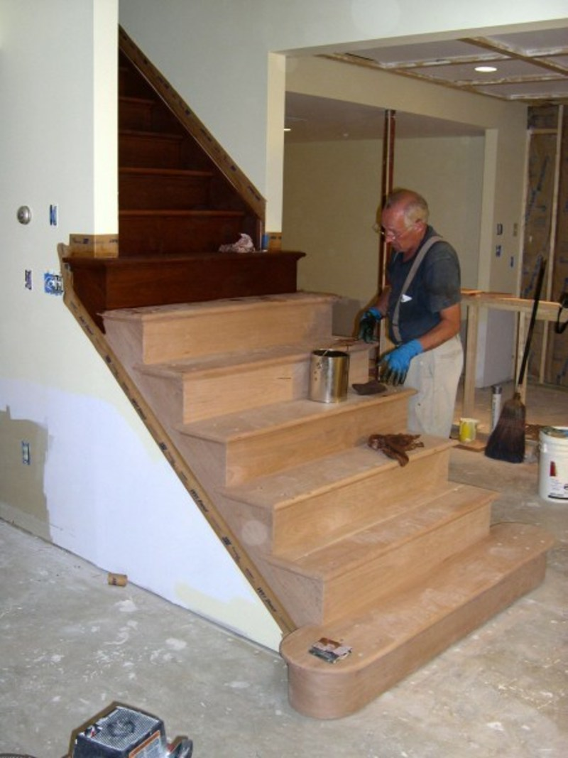 basement stairs design the best general tips for do it yourself