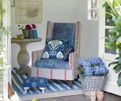 Hippy Chic Summer House