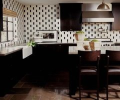 Contemporary Kitchen Tiles